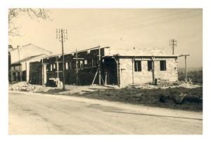 1960 - Construction MJC