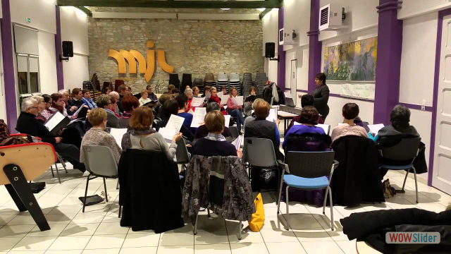 2016 02 11 Chorale MJC